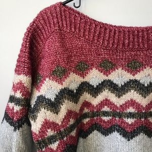 Christmas Sweater *with pockets